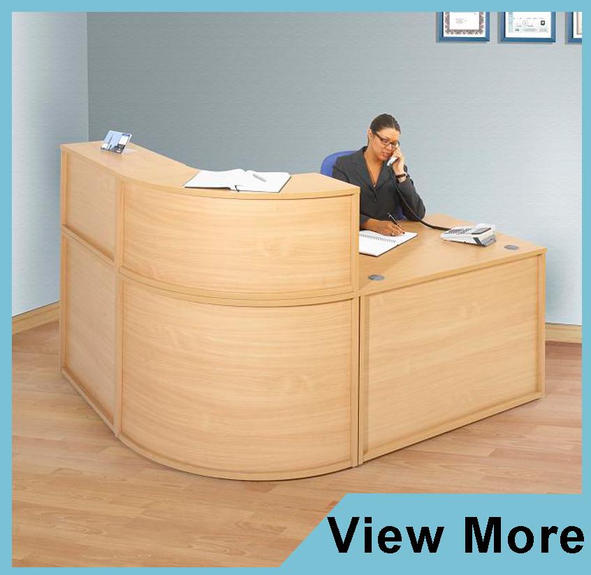 Denver Reception Desk