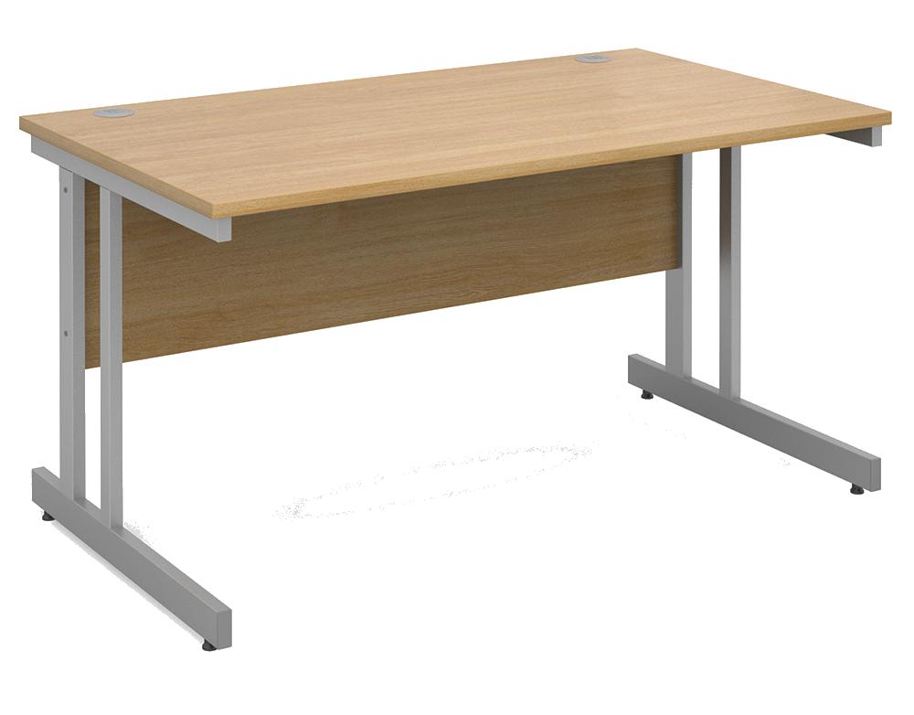 Straight Office Desks Straight Computer Desk