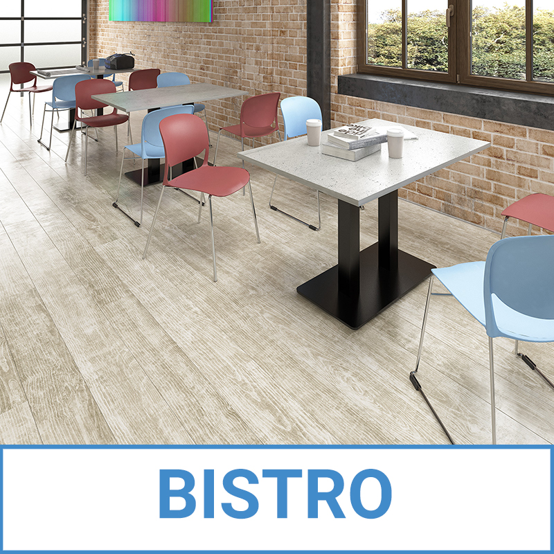 Bistro Seating And Tables