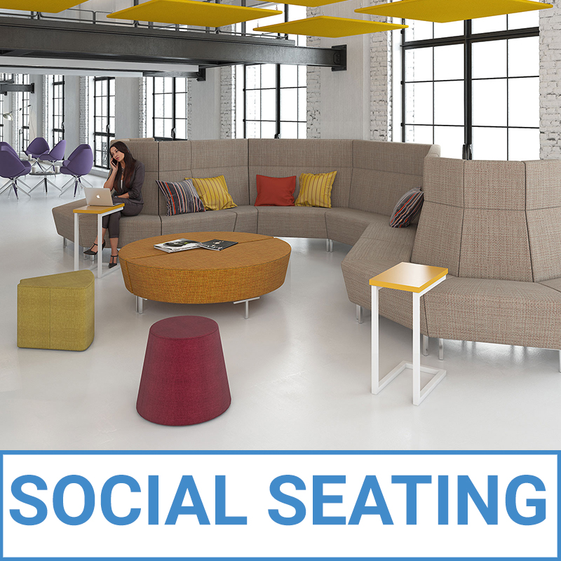 Breakout Social Seating