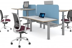 Height Adjustable Desking - Is It For You?