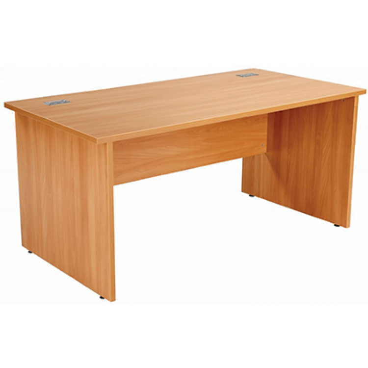 Panel End Straight Desks