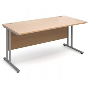 Straight Rectangle Desks