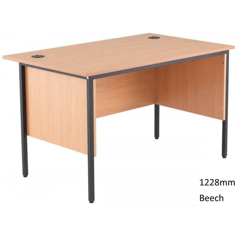 Desks without Pedestals