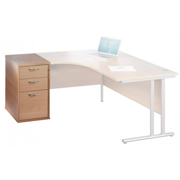 Desk High Storage