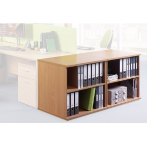 Desk High Cupboards and Bookcases