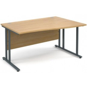 Cantilever Wave Desks