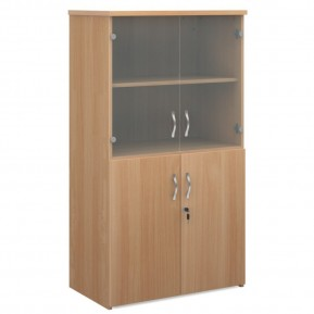 Cupboards with Glass Doors