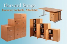 The New Harvard Range!