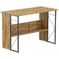 Rhodes Walnut Home Office Desk