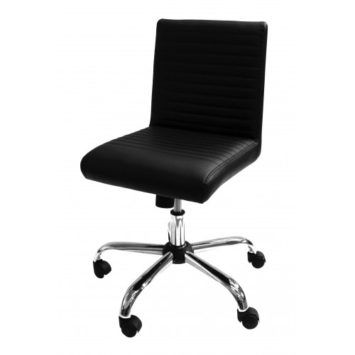 Lane Black Operator Chair