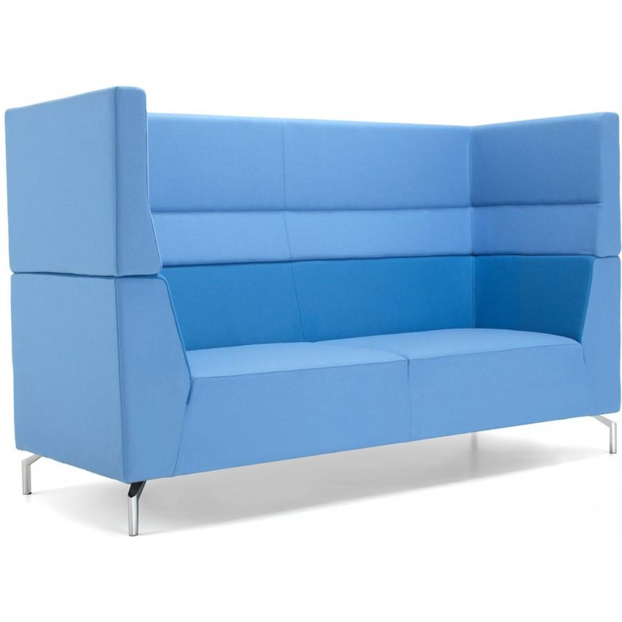 Alban High Back Three Seater Sofa