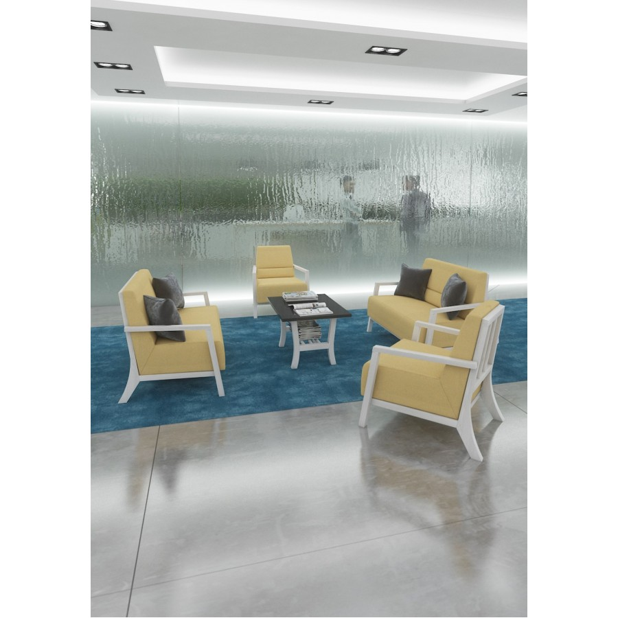 Cooper Soft Seating With Rocking Frame