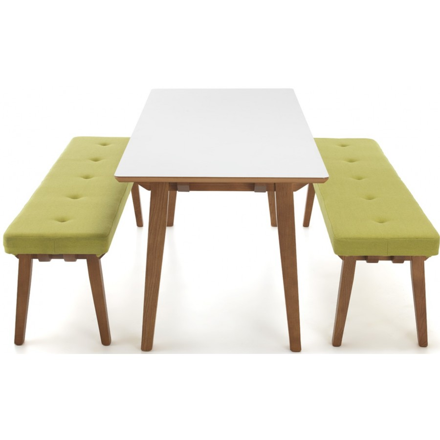 Crew Rectangular Table