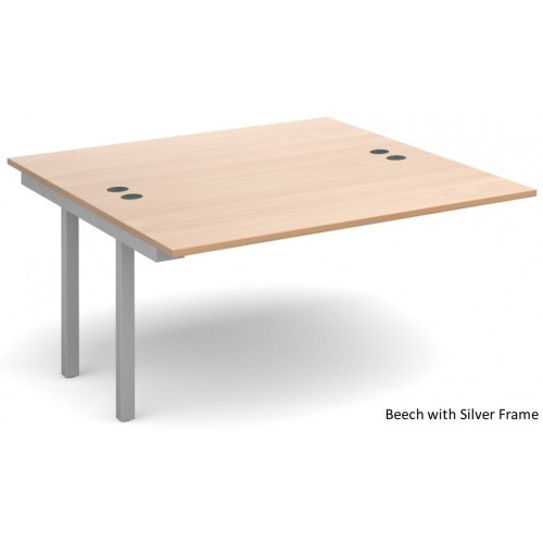Connex Double Bench Desk Extension Unit