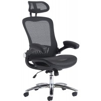 Curva High Back Ergonomic Mesh Chair