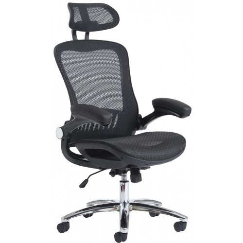 Curva High Back Ergonomic Mesh Chair