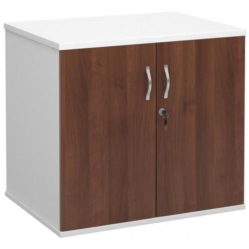 Duo Deluxe Desk High Cupboard