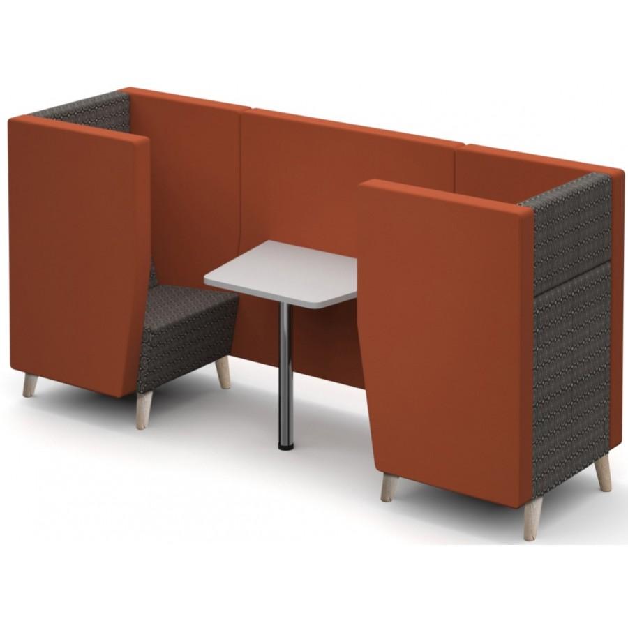 Encore Pod Bespoke Meeting Pod Seating