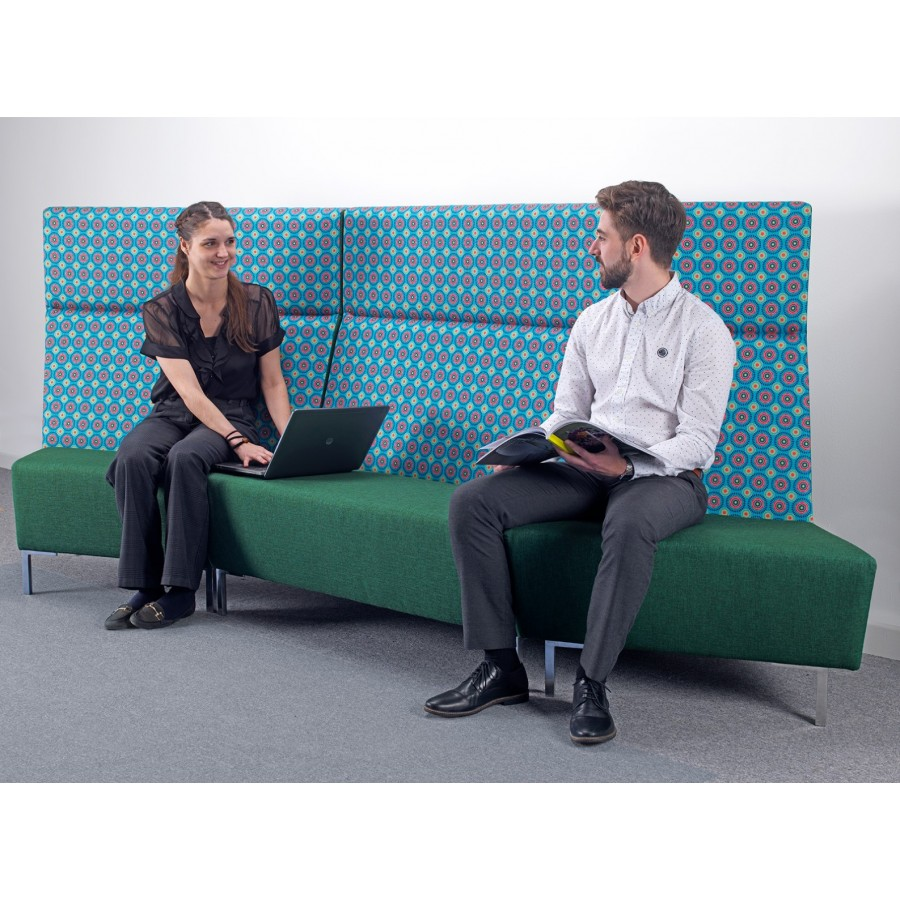 Encore Modular Concave 45 Degree Single Seater