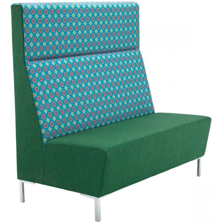 Encore Modular Straight Double Seater Bench