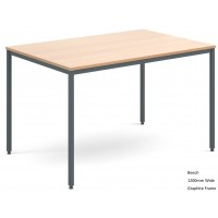 Stanley Rectangular Flexi Table