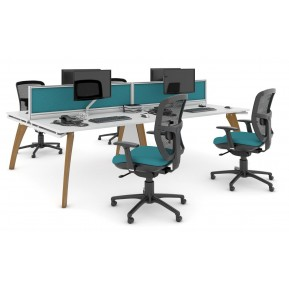 Fuze Bench Desks