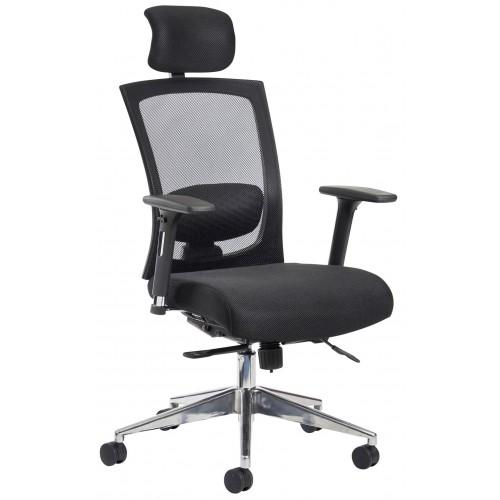 Gosport Posture Mesh Ergonomic Office Chair