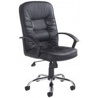 Hanson Leather Managers Office Chair