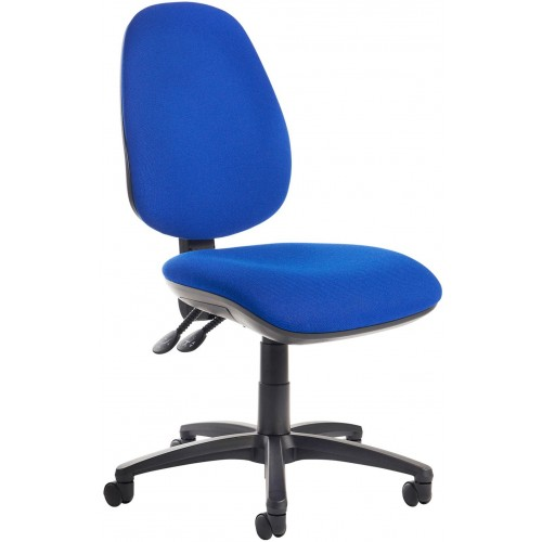 Jota High Back Heavy Duty Fabric Operator Chair