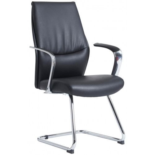 Limoges Leather Executive Visitor Chair