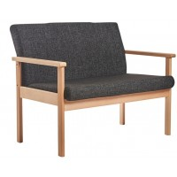 Meavy Reception Seating - Double Seater