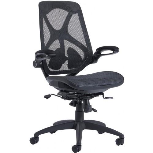 Napier Mesh High Back Operator Chair