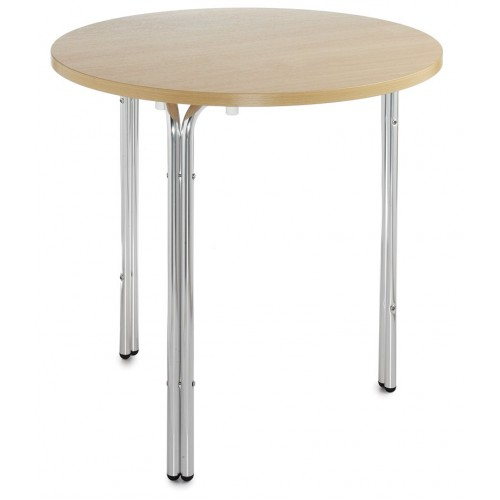 Nice Stacking Round Cafe Table