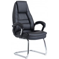 Noble Executive Leather Visitors Chair