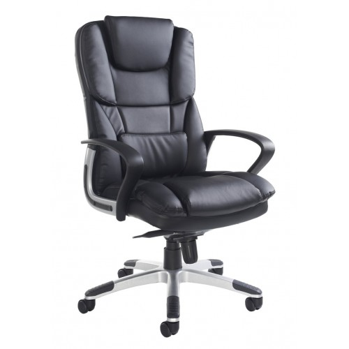 Portsmouth Leather Faced Executive Chair