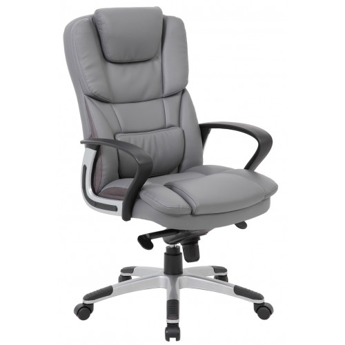 Portsmouth Leather Faced Executive Office Chair