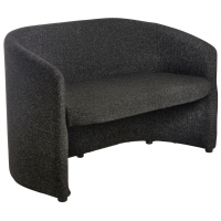 Slender Double Seater Tub Chair