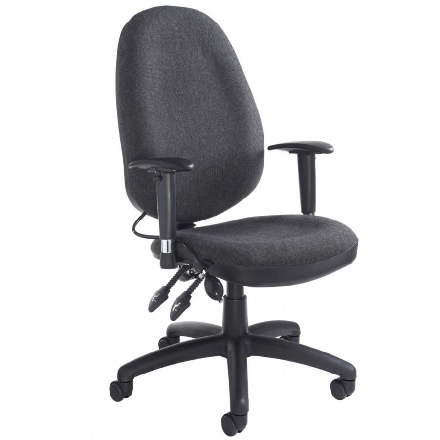 Suffolk Ergonomic Fully Loaded Operator Chair