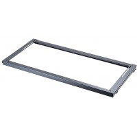 Steel Graphite Grey Lateral Filing Frame