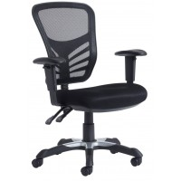 Vantage Double Lever Mesh Operator Chair