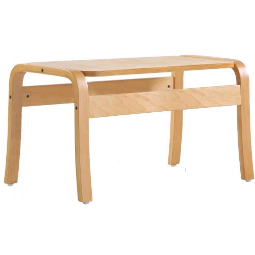 Yealm Wooden Coffee Table