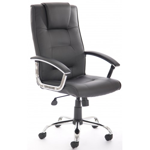 Thrift Executive Leather Office Chair