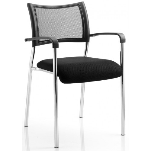 Burford Stacking Chair With Arms
