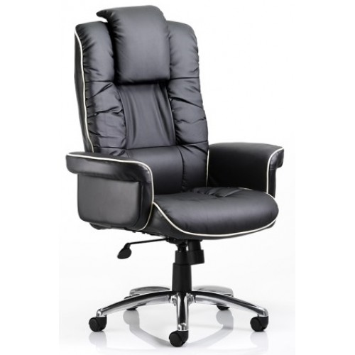 Chester Leather Large Office Chair