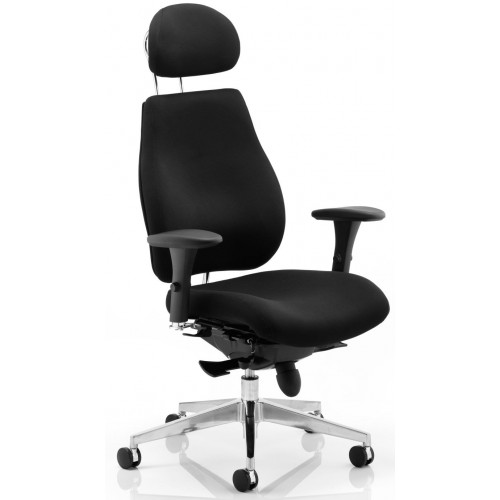 Atlantis Plus Posture Chiropractor Office Chair