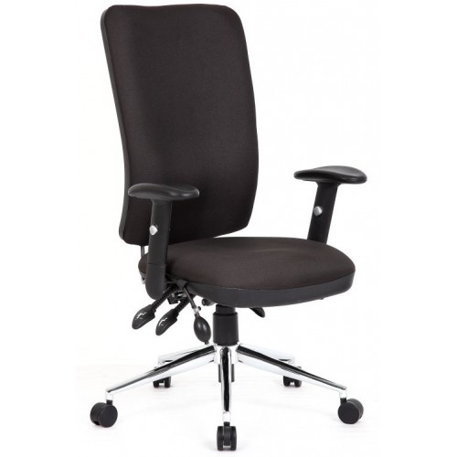 Atlantis Heavy Duty High Back Posture Chair