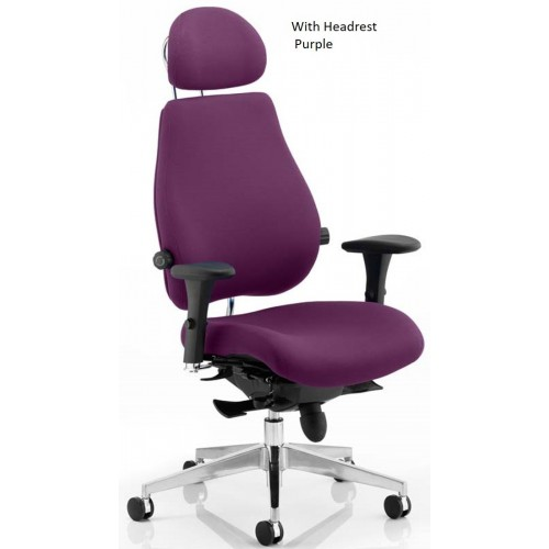 Atlantis Plus Ultimate Upholstered Posture Chair