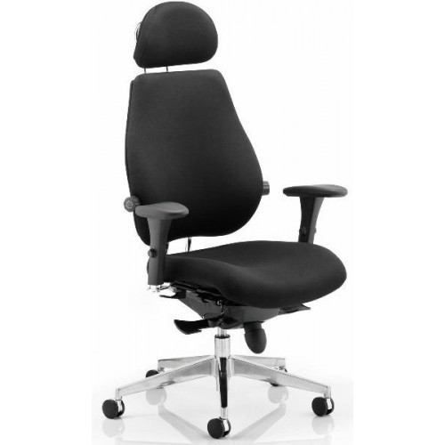 Atlantis Plus Ultimate Fabric Posture Chair