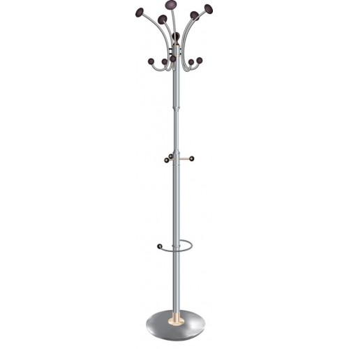 City Revolving Office Coat Stand